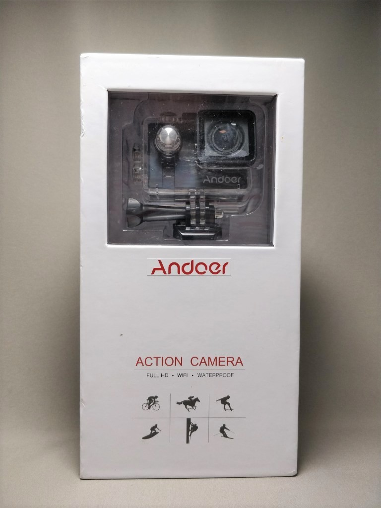 Andoer AN7000 化粧箱 表