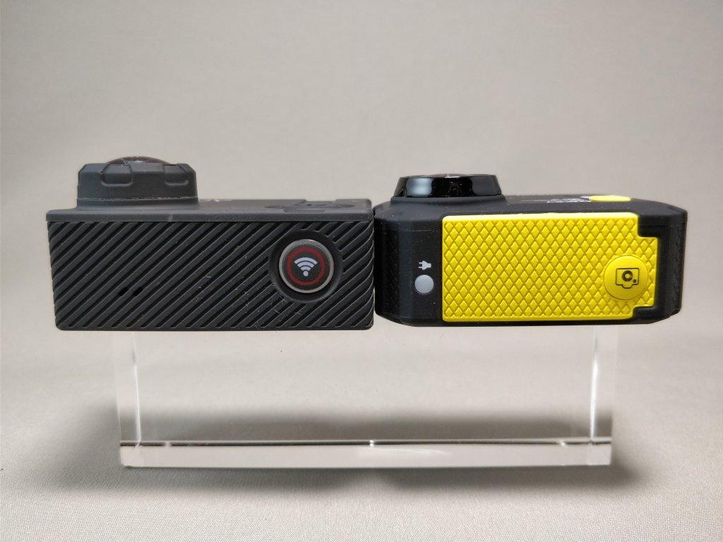 Aukeyアクションカメラと比較 4