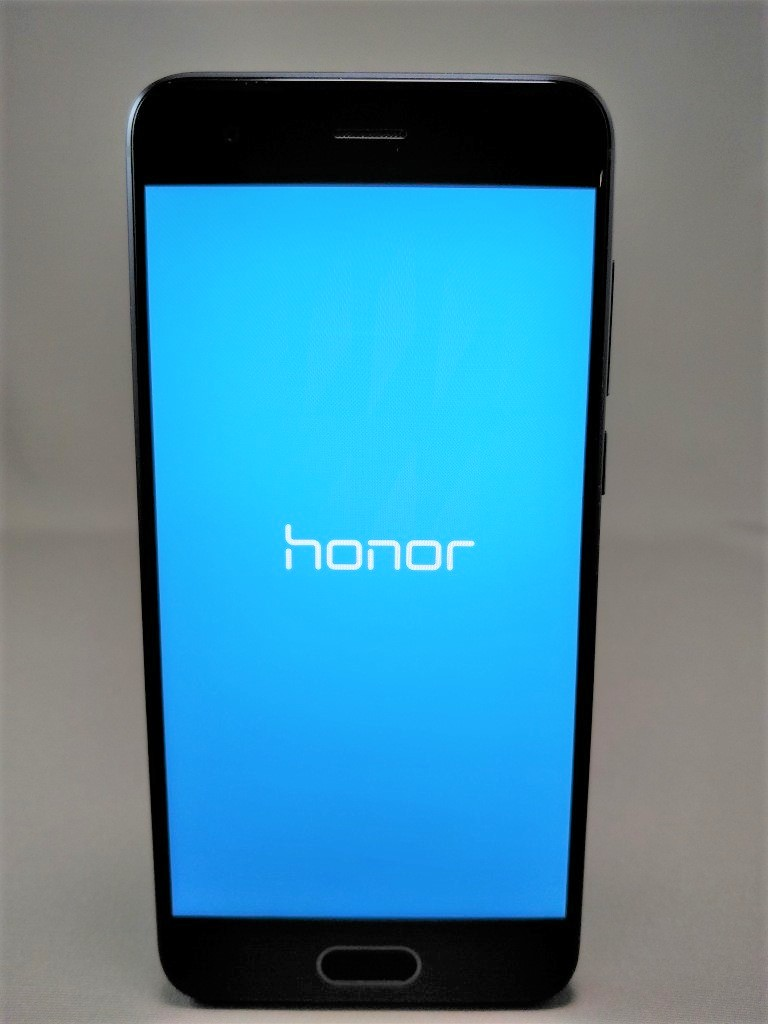Huawei Honor 9 起動6