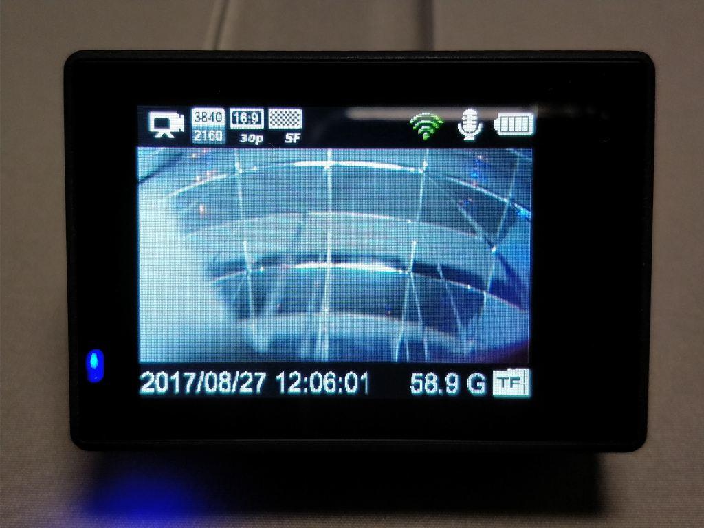 Andoer AN7000 ディスプレイ ビデオ
