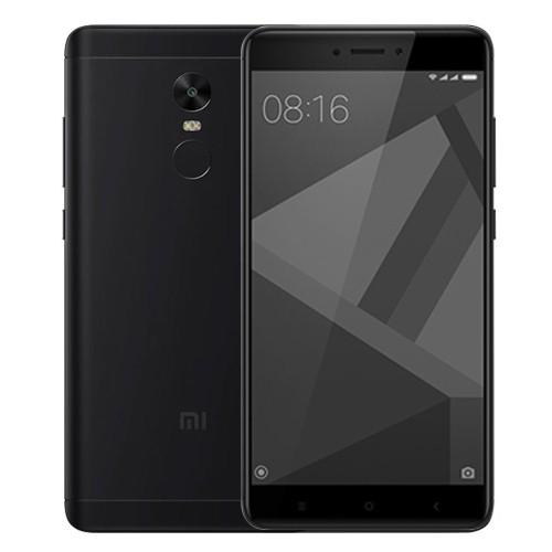 tomtop Xiaomi Redmi Note 4X Snapdragon 625 MSM8953 2.0GHz 8コア,MediaTek Helio X20 2.3GHz Deca Core BLACK(ブラック)