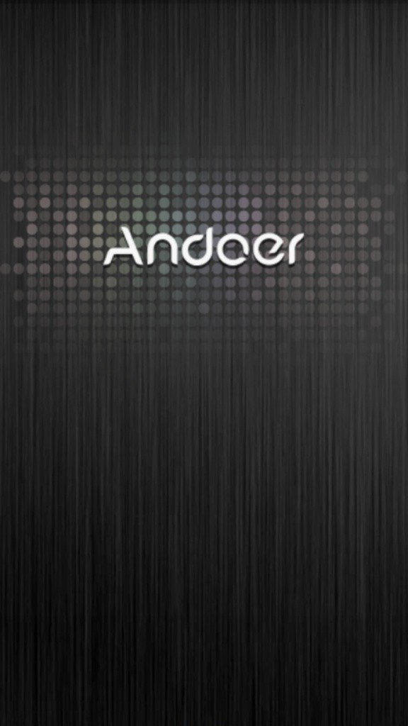 Andoer AN7000 アプリ 起動