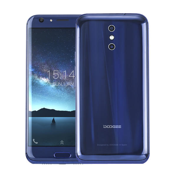 banggood DOOGEE BL5000 MTK6750T 1.5GHz 8コア BLUE(ブルー)