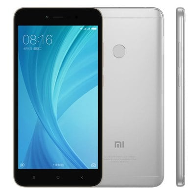 gearbest Xiaomi Redmi Note 5A Snapdragon 435 FROST(フロスト)