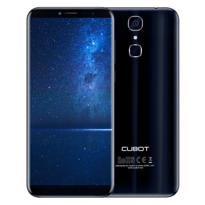 Cubot X18 MTK6737T 1.5GHz 4コア