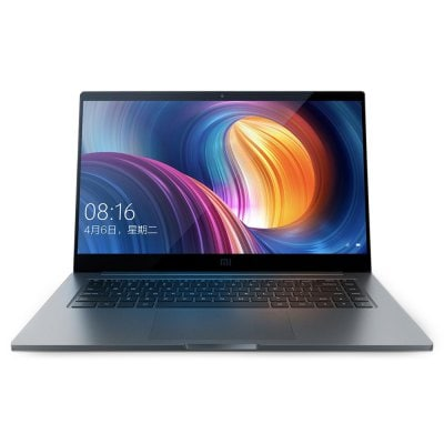 gearbest Xiaomi Notebook Pro Core i5-8250U 1.6GHz 4コア,Core i7-8550U 1.8GHz 4コア DARK GRAY(ダークグレイ)