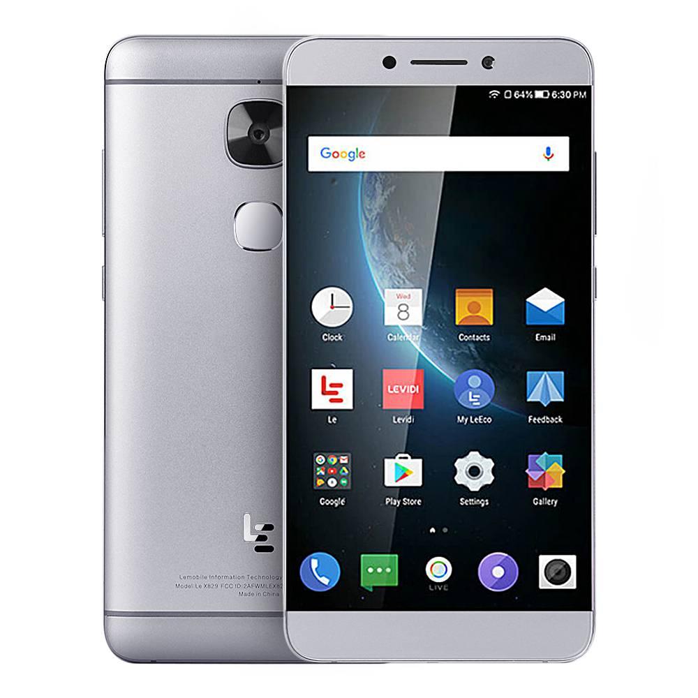 geekbuying LeTV LeEco Le Max 2 X829 Snapdragon 820 GRAY(グレイ)
