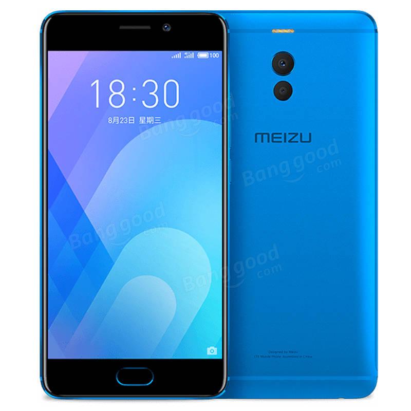 banggood Meizu M6 Note Snapdragon 625 BLUE(ブルー)