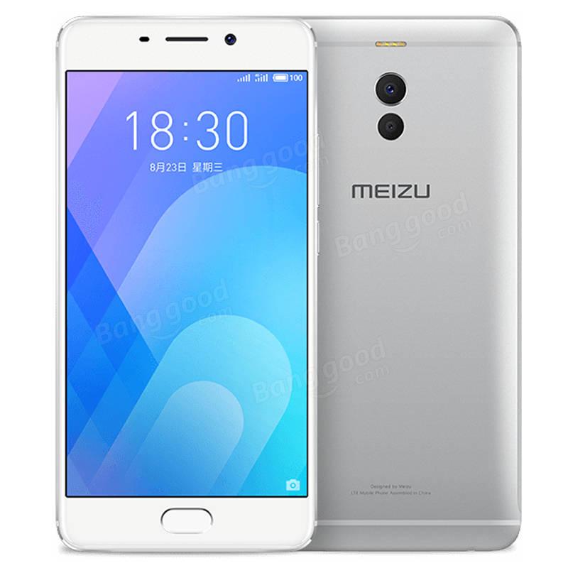 banggood Meizu M6 Note Snapdragon 625 SILVER(シルバー)