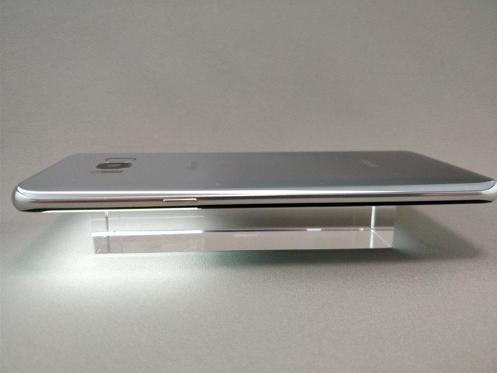 Galaxy S8+ 側面右