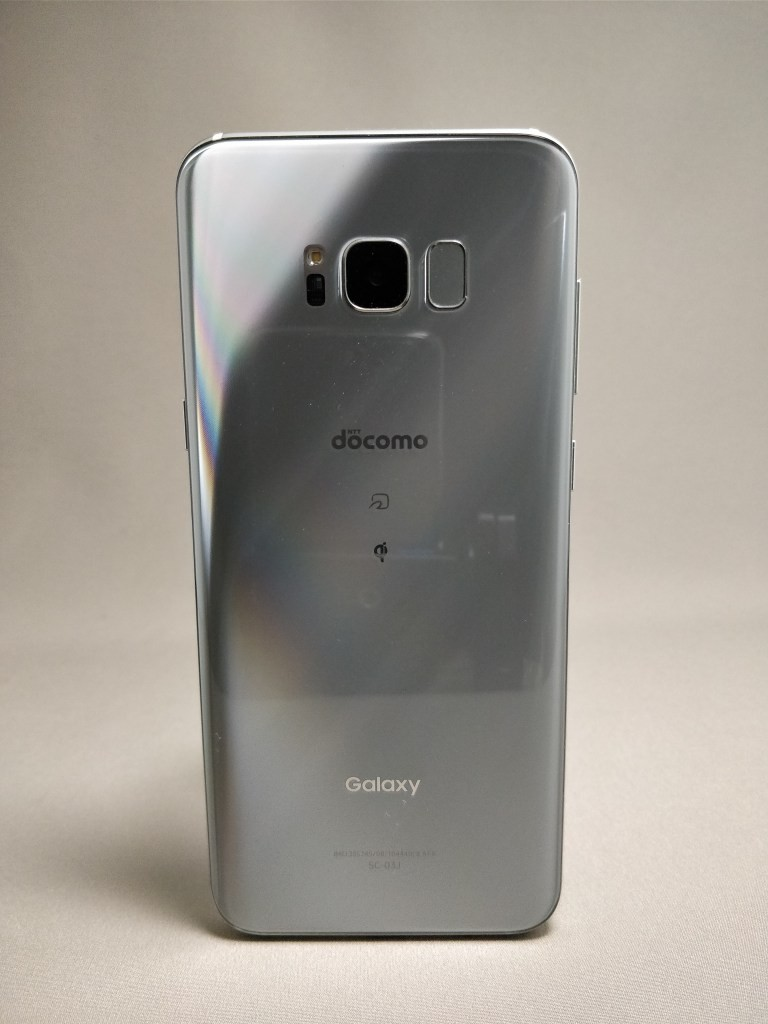 Galaxy S8+ 裏面5