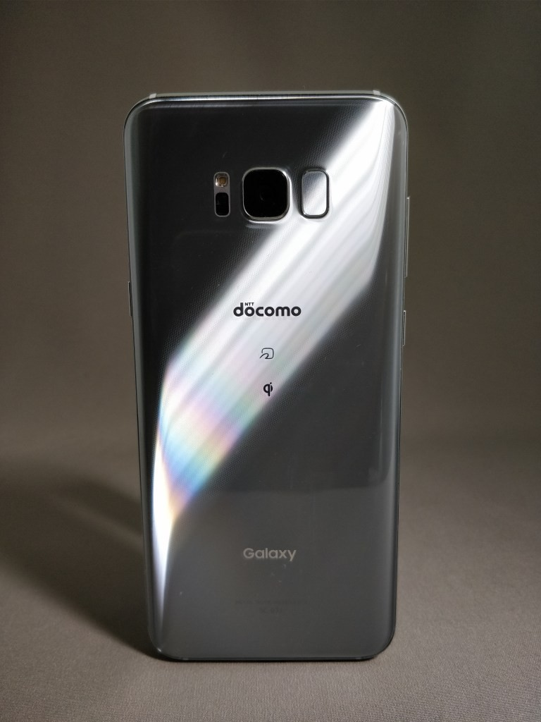 Galaxy S8+ 裏面7