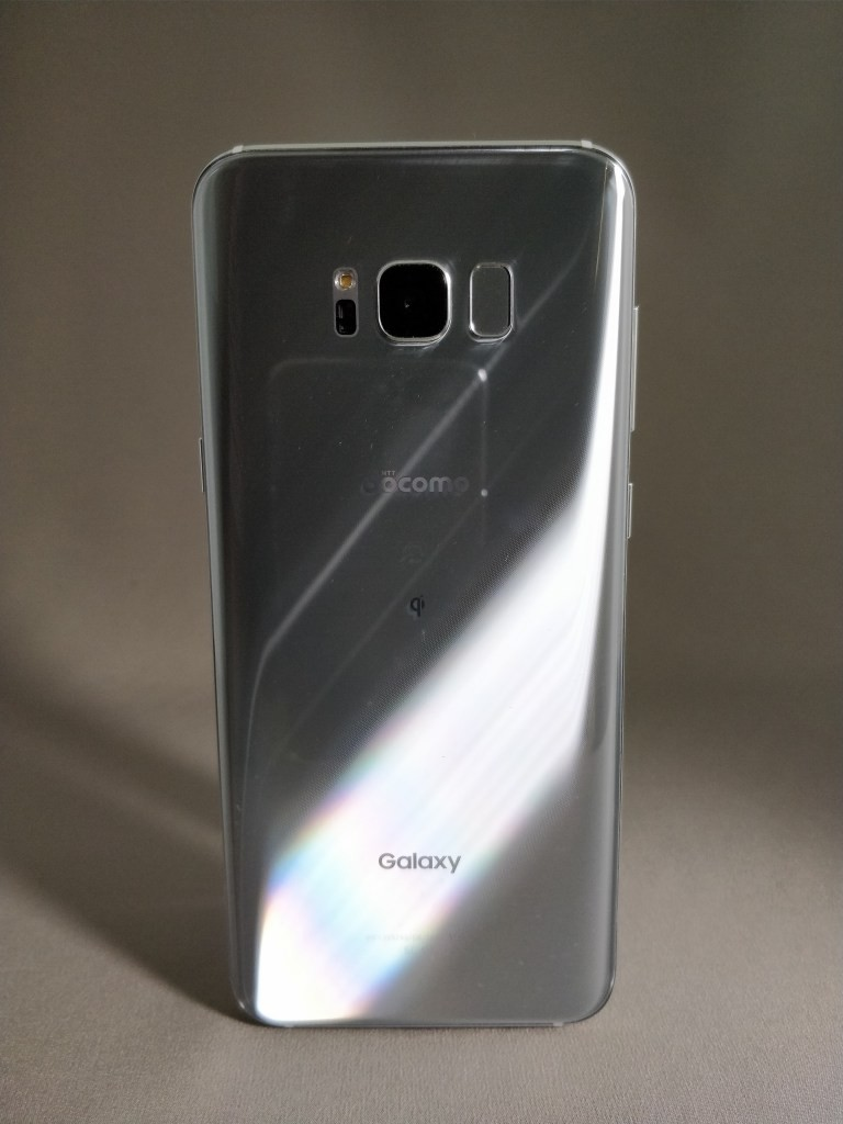 Galaxy S8+ 裏面9