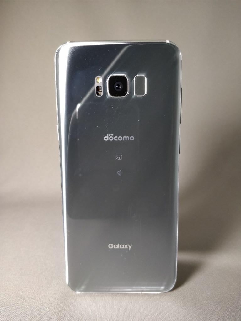 Galaxy S8+ 裏面2