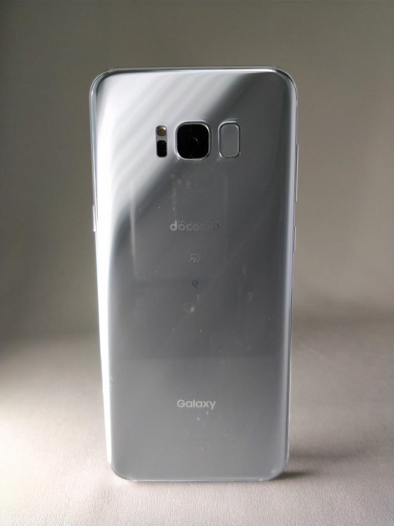 Galaxy S8+ 裏面4