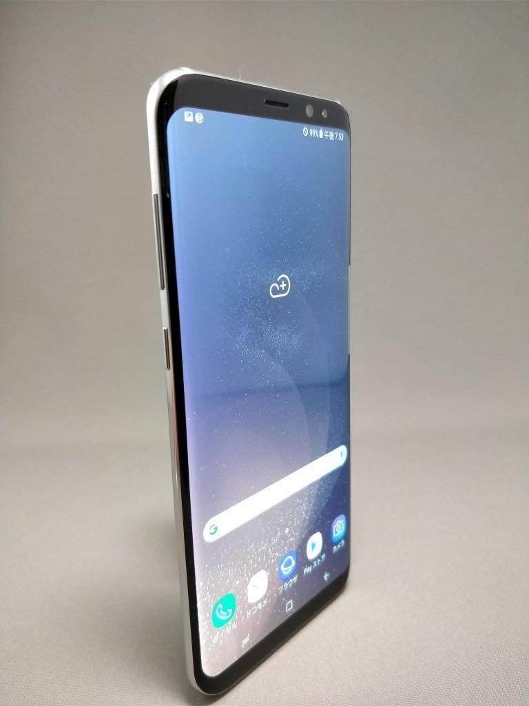 Galaxy S8+ 表面3