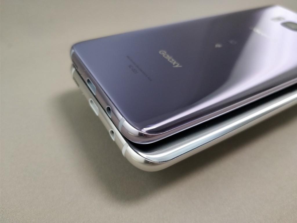 Galaxy S8 VS Galaxy S8+2