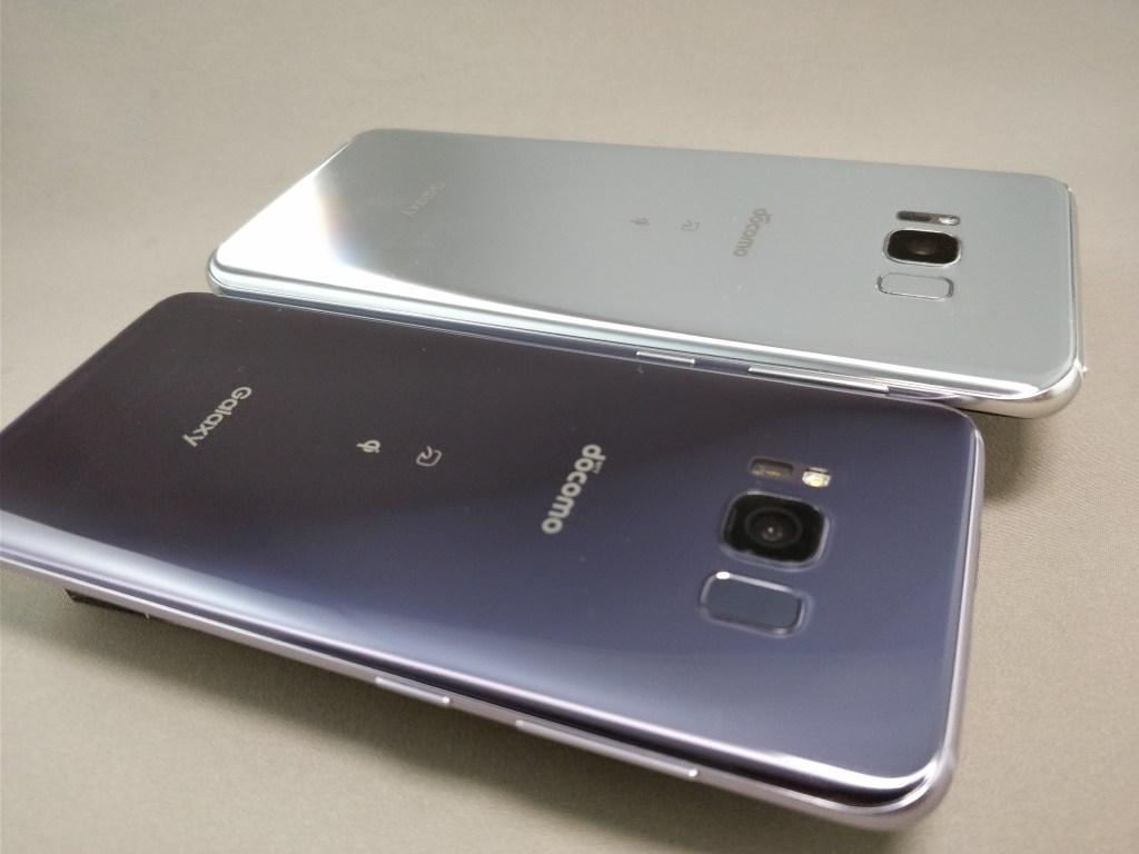 Galaxy S8 VS Galaxy S8+6
