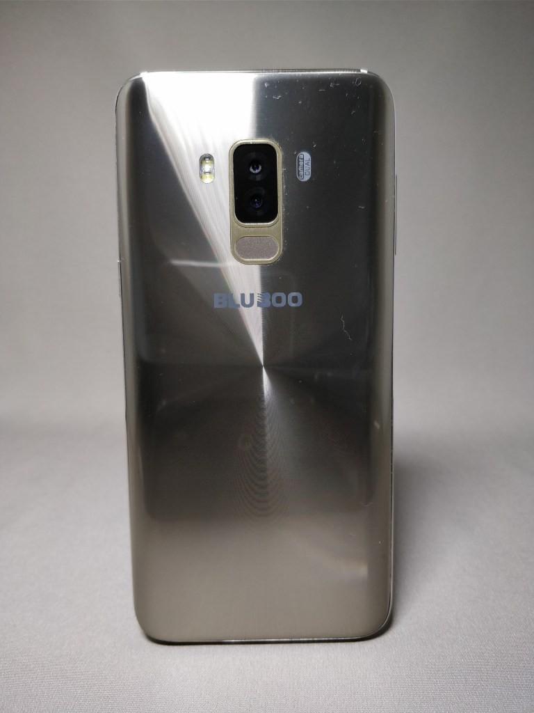 BLUBOO S8 裏面4