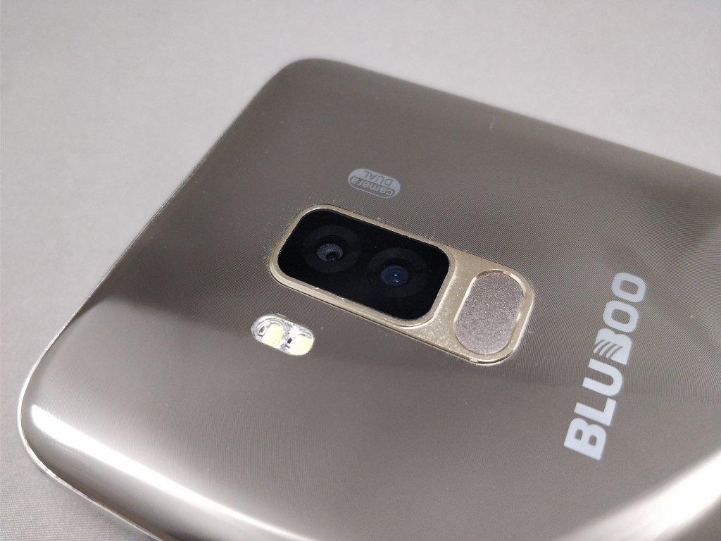 DOOGEE S8 リアカメラ