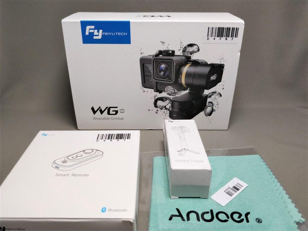 FeiyuTech WG2 セット