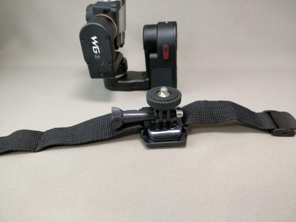 FeiyuTech WG2 アクションカメラのバンド