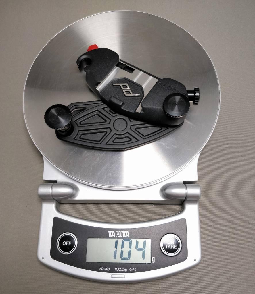 キャプチャーwithPOV 本体重量