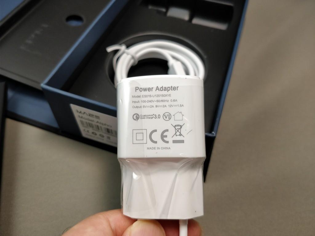 Maze Alpha 付属品 USBアダプタ