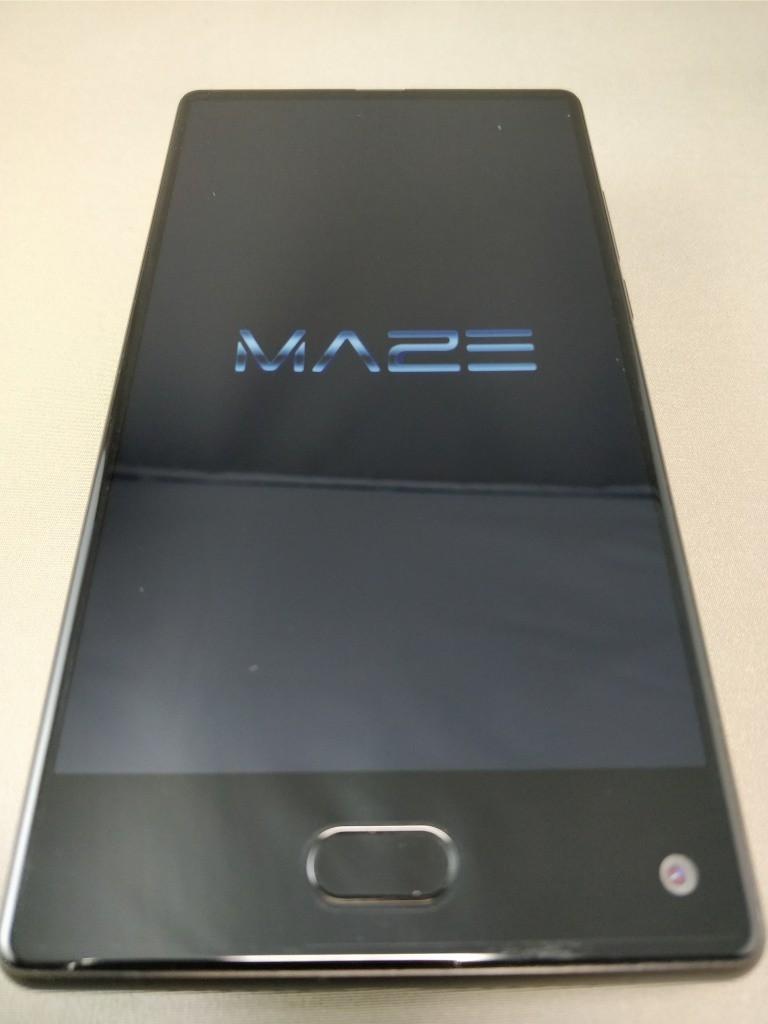 Maze Alpha 起動7