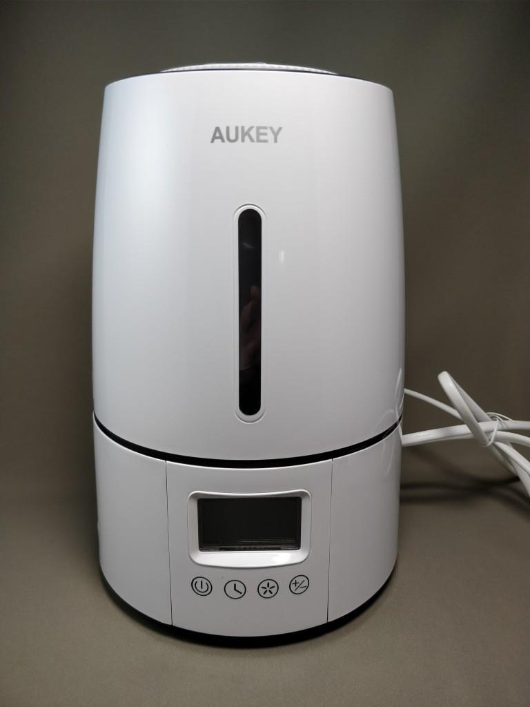 AUKEY 超音波クールミスト加湿器 UH-M1 本体