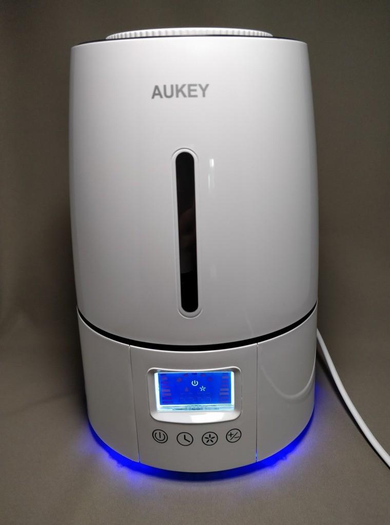 AUKEY 超音波クールミスト加湿器 UH-M1 ライト2