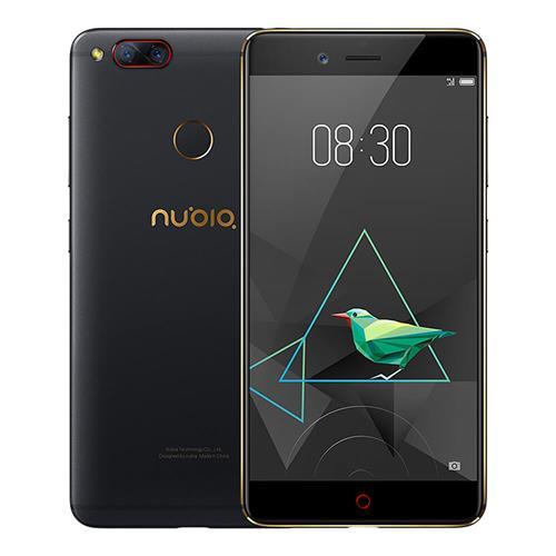 geekbuying ZTE Nubia Z17 Snapdragon 835 BLACK GOLD(ブラック ゴールド)