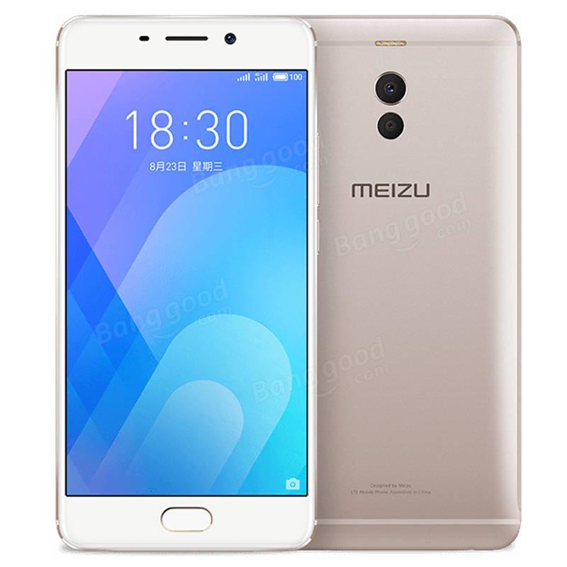 banggood Meizu M6 Note Snapdragon 625 GOLDEN(ゴールデン)