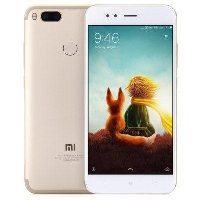 gearbest Xiaomi Mi A1 Snapdragon 625 MSM8953 2.0GHz 8コア GOLD(ゴールド)
