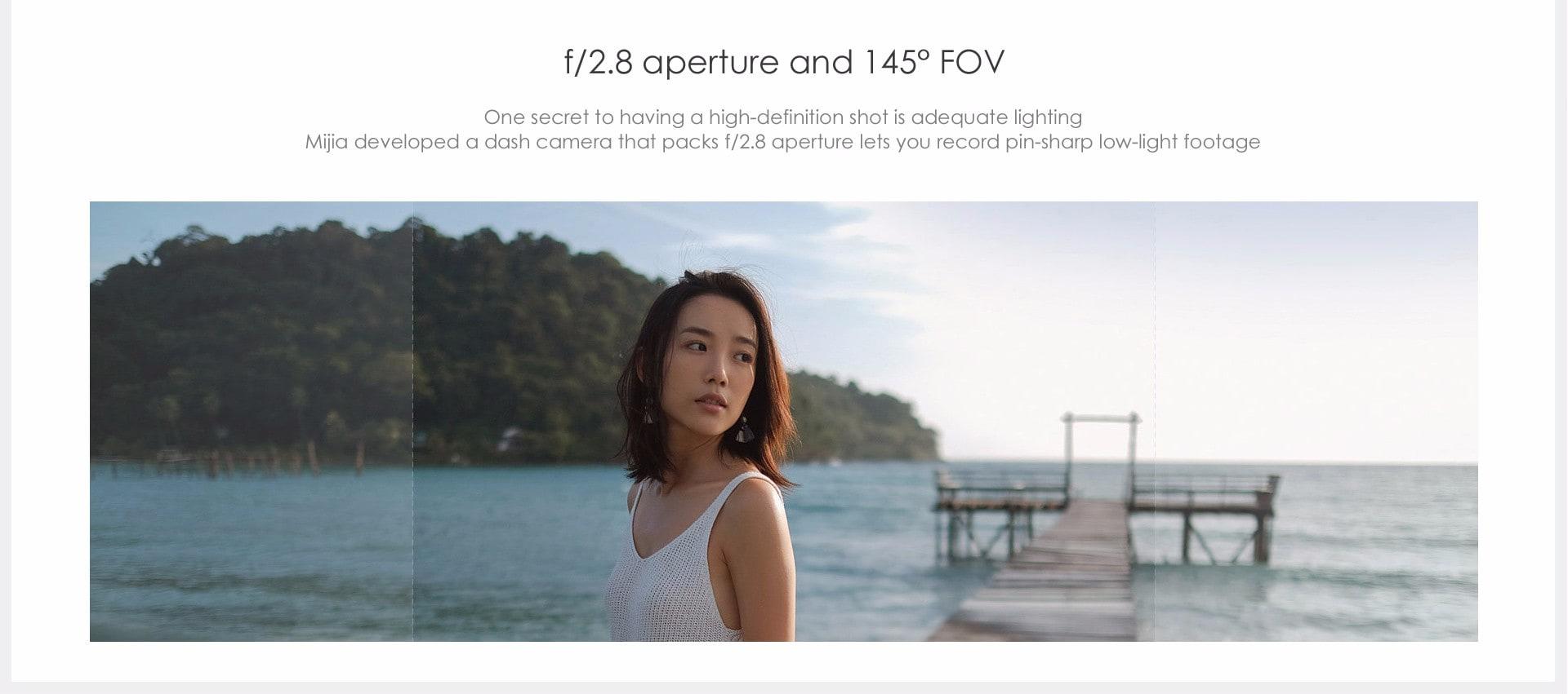 Xiaomi Mijia Camera Mini 4K 30fps Action Camera 商品画像5