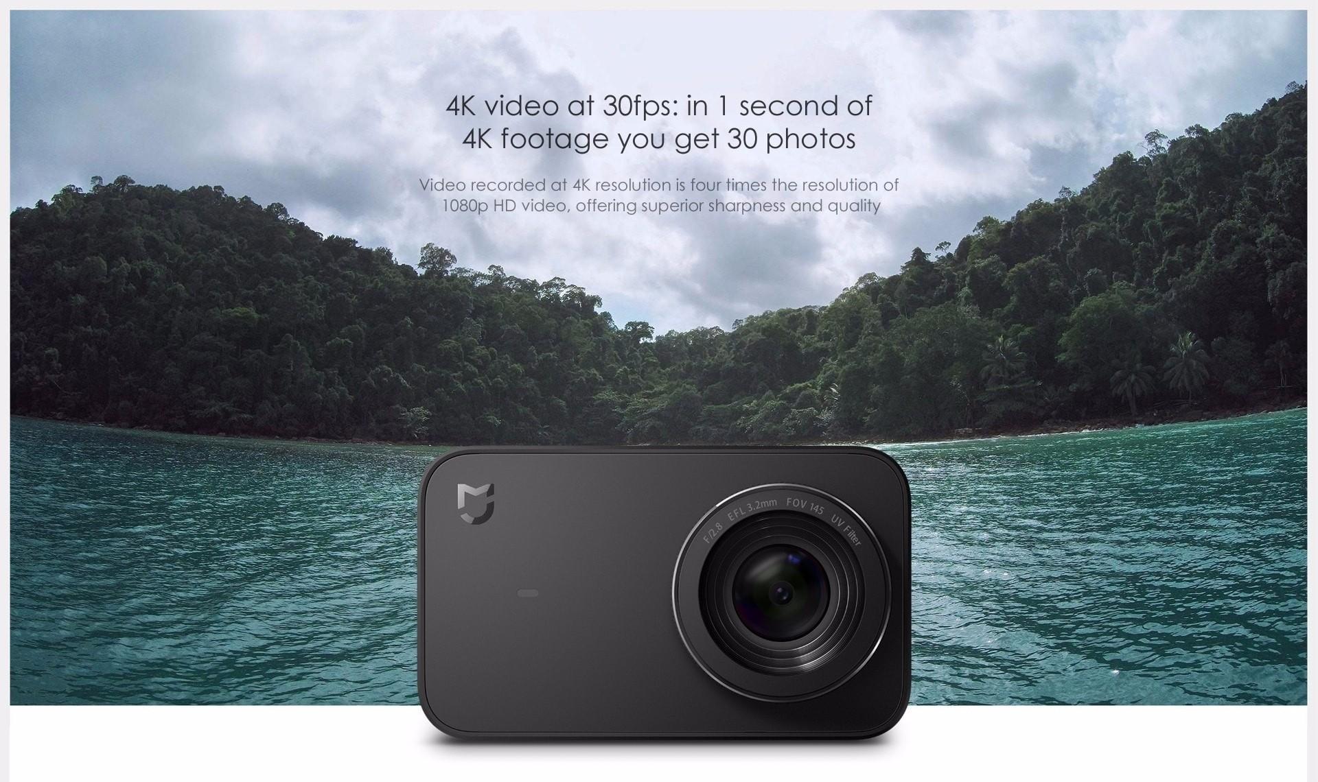 Xiaomi Mijia Camera Mini 4K 30fps Action Camera 商品画像6