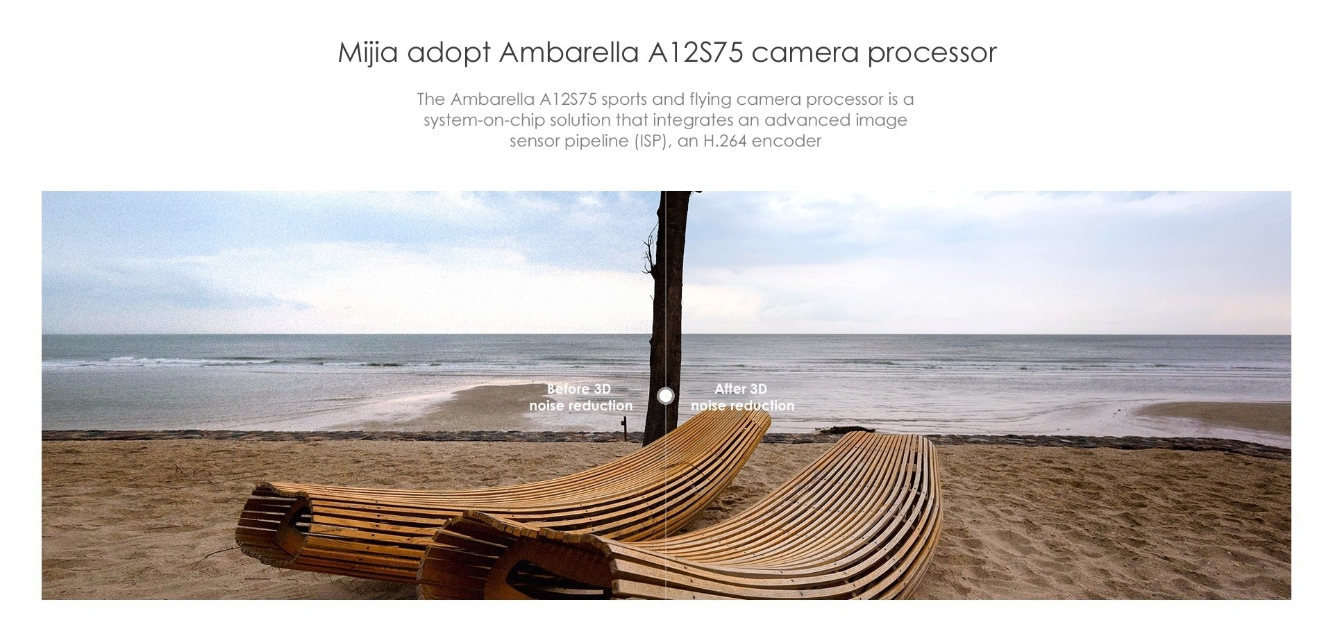 Xiaomi Mijia Camera Mini 4K 30fps Action Camera 商品画像11