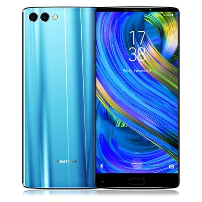 gearbest HOMTOM S9 Plus MTK6750T 1.5GHz 8コア BLUE(ブルー)