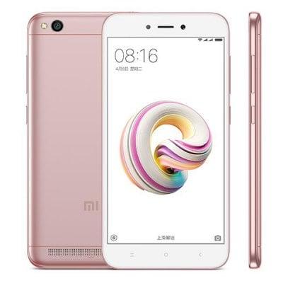 gearbest Xiaomi Redmi 5A Snapdragon 425 MSM8917 1.4GHz 4コア PINK(ピンク)