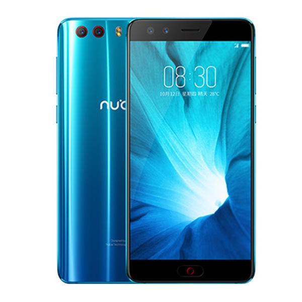 banggood ZTE Nubia Z17 mini S Snapdragon 653 BLUE(ブルー)