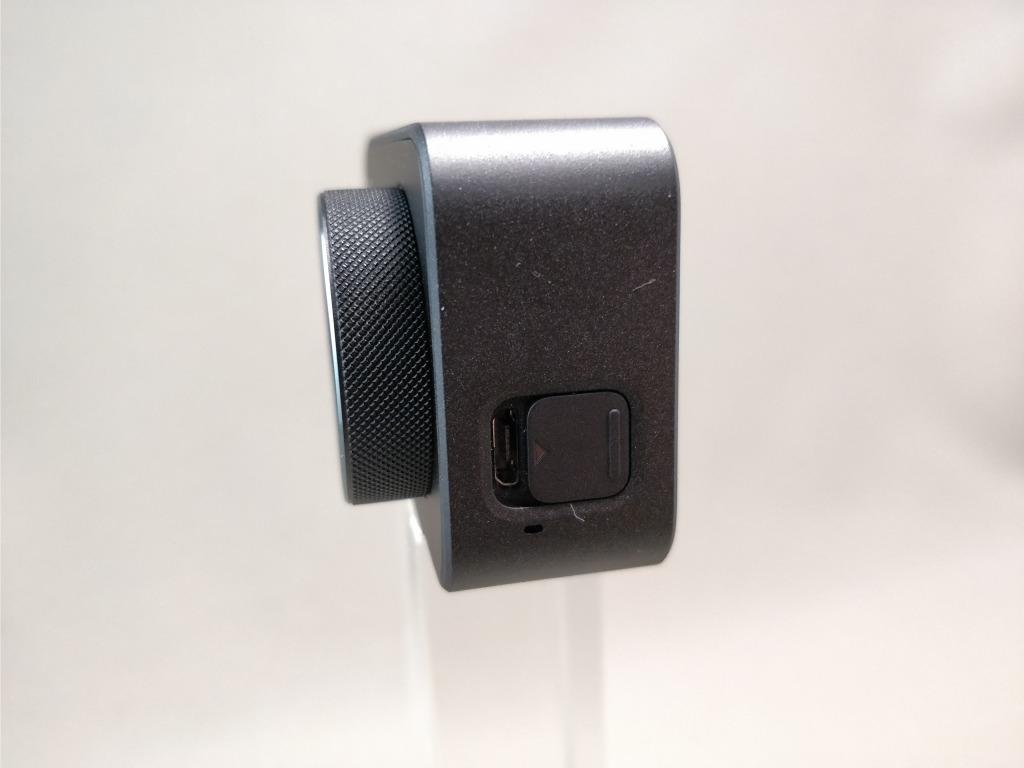 Xiaomi Mijia Camera Mini アクションカメラ 外観 左