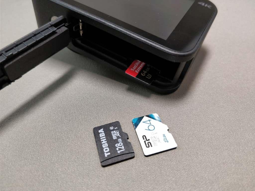Xiaomi Mijia Camera Mini アクションカメラ  MicroSDカード