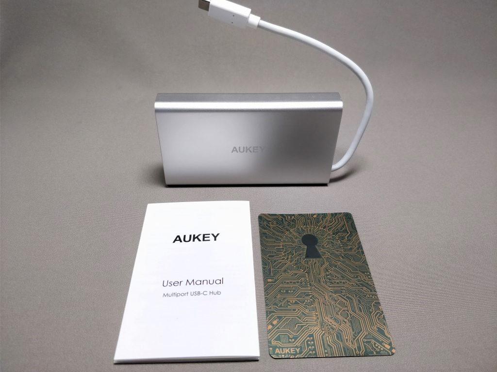 Aukey CB-C55 化粧箱 セット