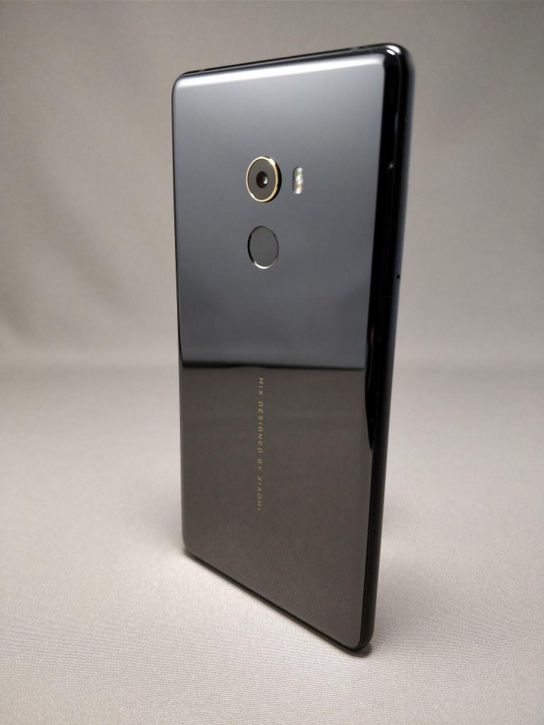 Xiaomi Mi MIX 2 裏 4