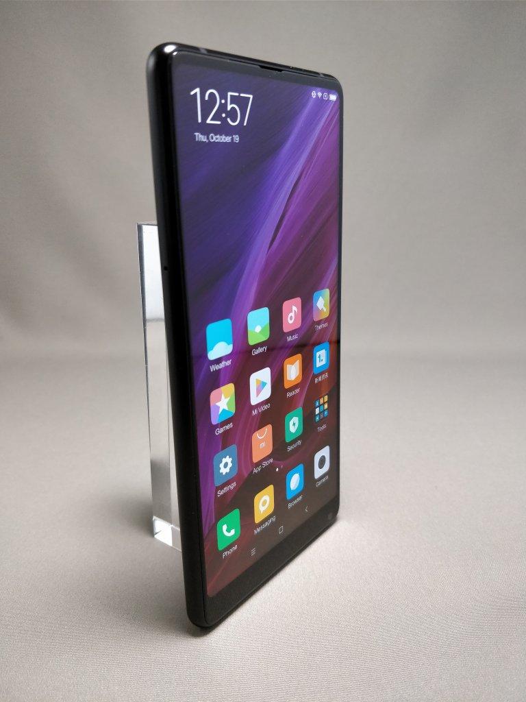 Xiaomi Mi MIX 2 表 2