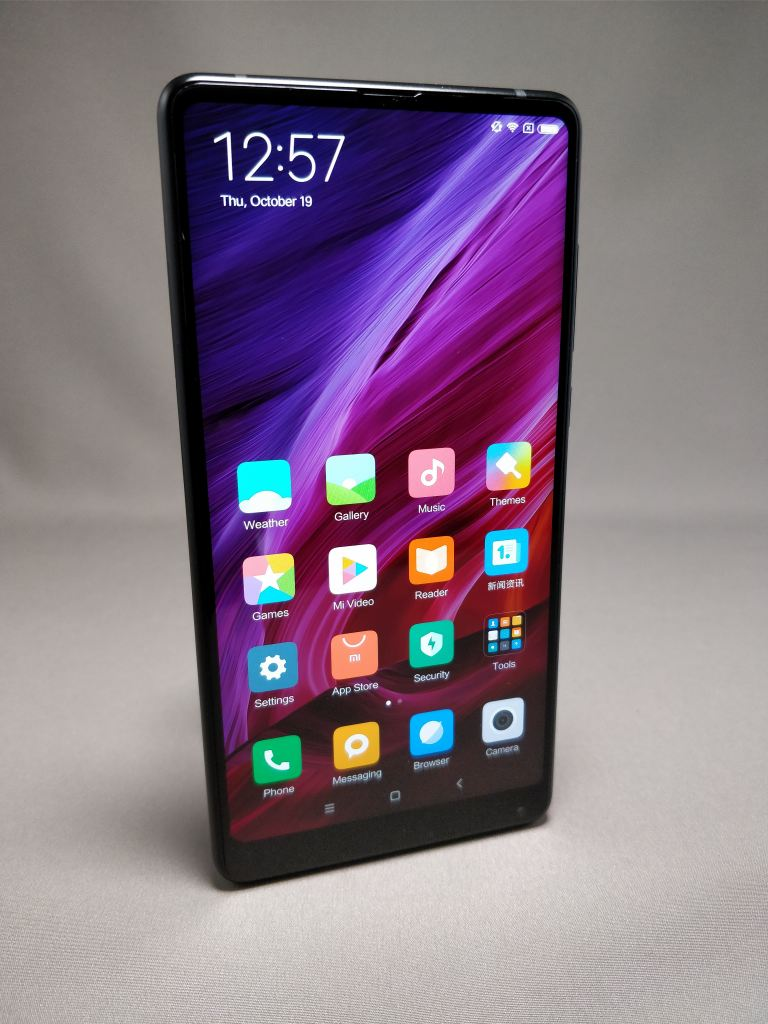 Xiaomi Mi MIX 2 表 5