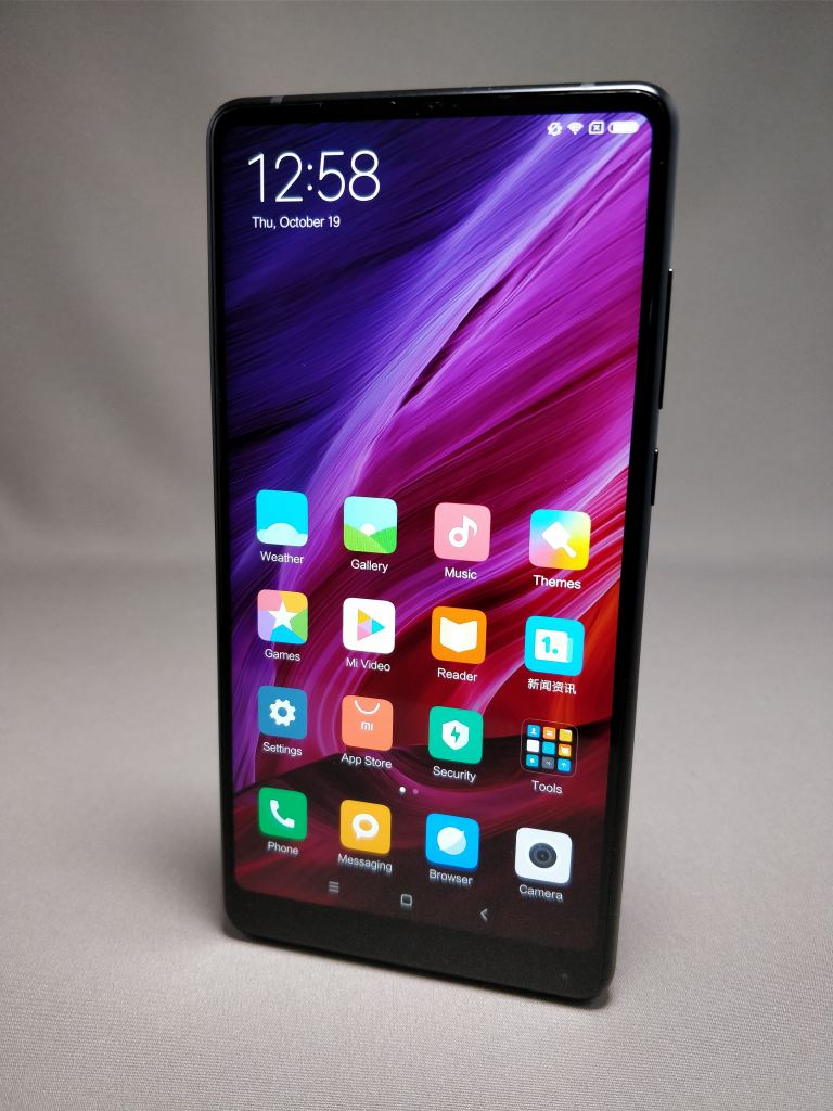 Xiaomi Mi MIX 2 表 7