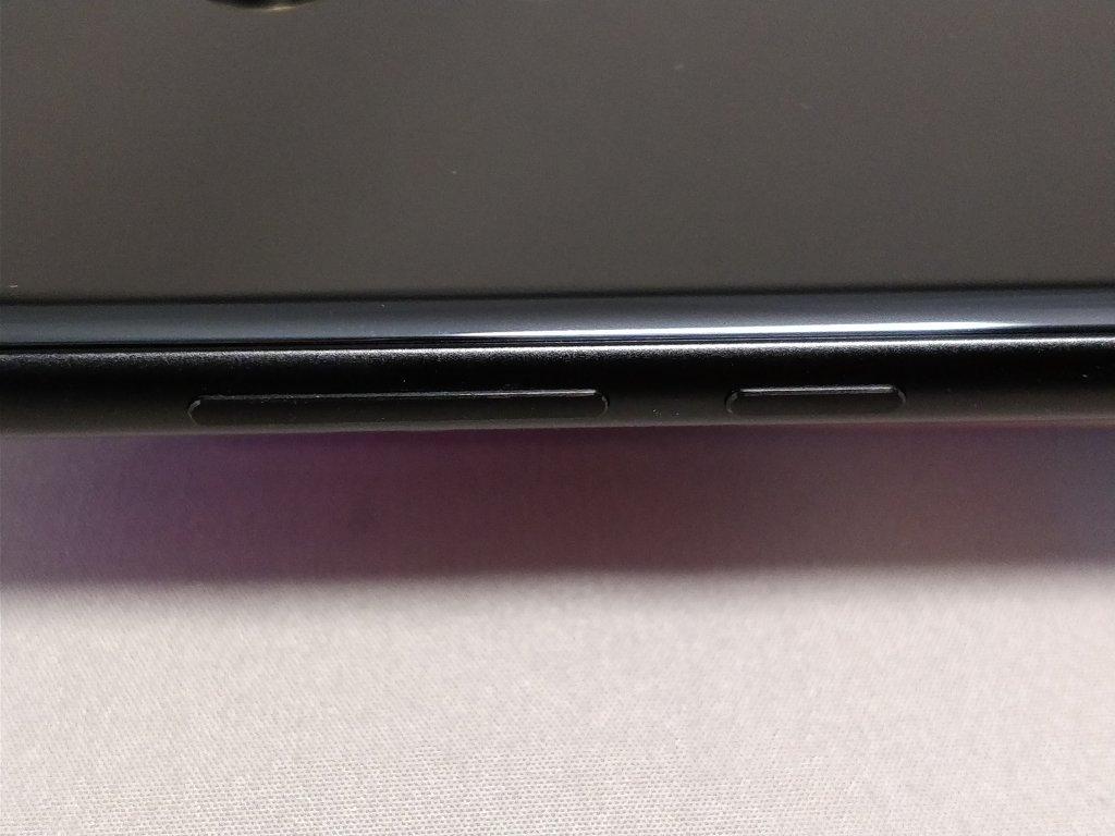 Xiaomi Mi MIX 2 側面 ボタン