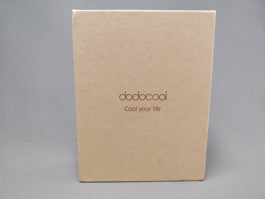 dodocool USB Type-Cアダプタ 化粧箱 表