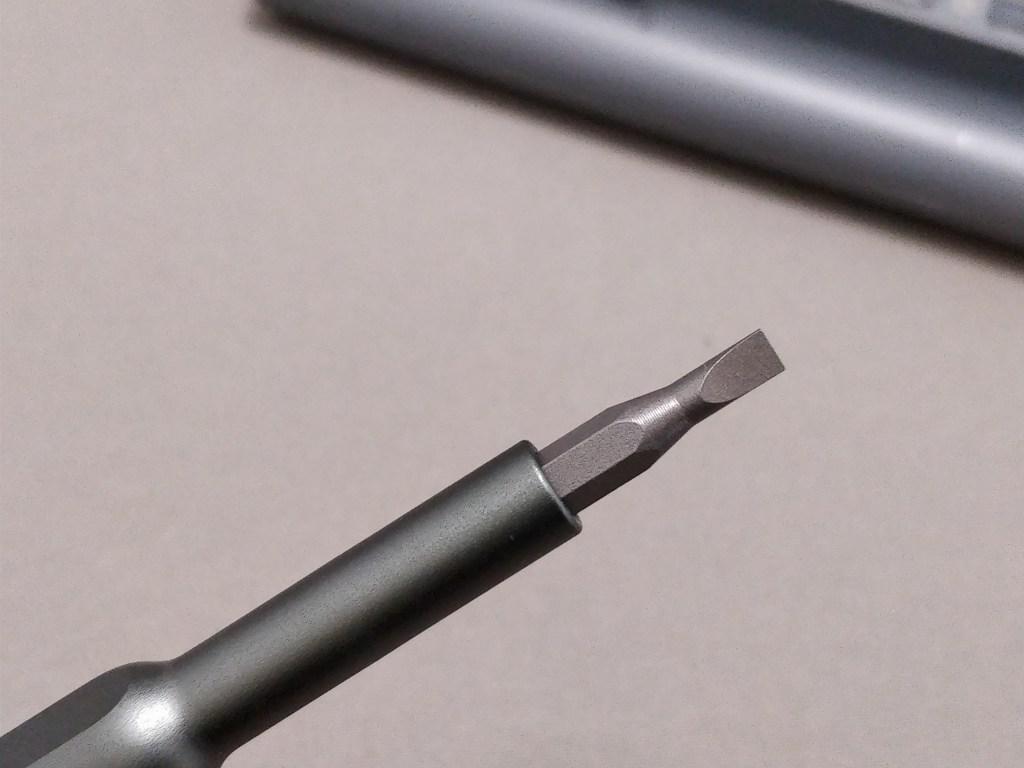 Xiaomi Wiha 24 in 1 精密ドライバー キット ビット装着2